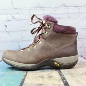 DANSKO Waterproof Hiking Boots Vibram Sole 38 / 8